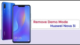 Huawei demo mode remove done