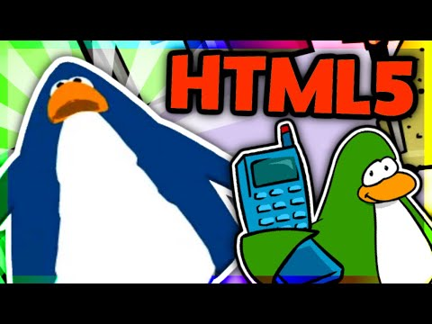 📝 CPR HTML5 TEST SERVER + SPECIAL BACKGROUND 💽  | Club Penguin Rewritten
