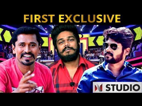 அதுஎல்லா அழுகுன காய்கறிதாங்கா! Vijay TV Anchors Rio&Andrews Fun filled Interview l Ready Steady Po