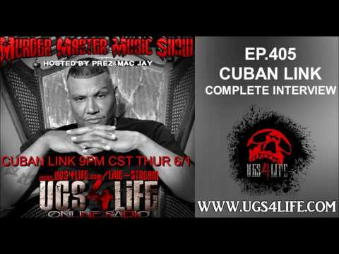 EP 405 CUBAN LINK COMPLETE INTERVIEW