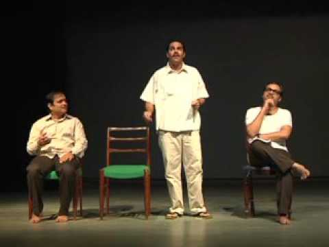 Night Watch with Beloved Meher Baba - Snippets from AMB Bombay Centre Drama