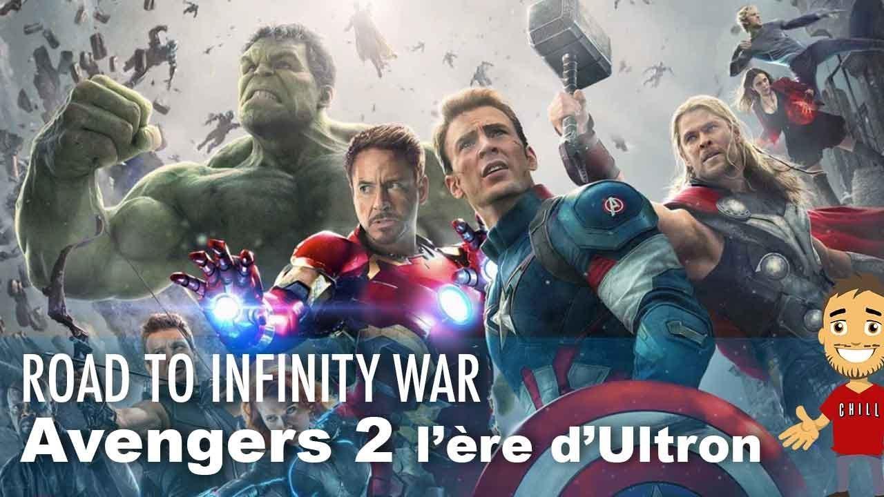 Avengers 2 l 39 re d 39 ultron un m chant d cevant roadtoinfinitywar youtube - Mechant avenger ...
