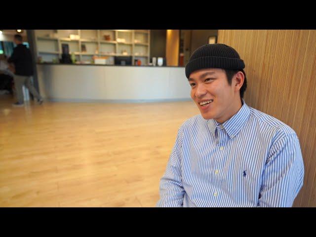 Meet Shotaro from Japan 🇯🇵