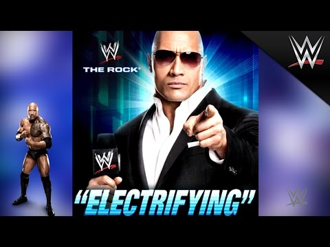 "WWE | The Rock 24th Theme Song ""Electrifying"" (WWE Edit) + Download 2015"