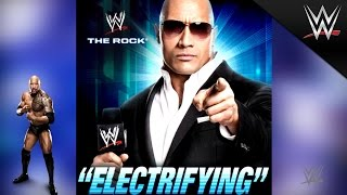 """WWE   The Rock 24th Theme Song """"Electrifying"""" (WWE Edit) + Download 2015"""
