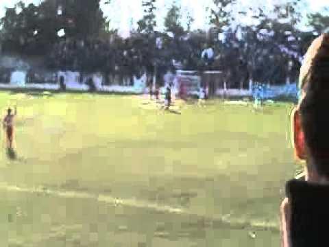 Deportivo Aguilares - Gol de Plitman en el clásico