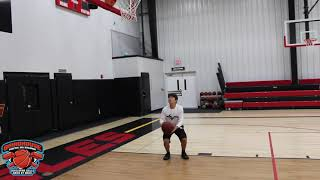 How to become a better basketball player : Form Shooting