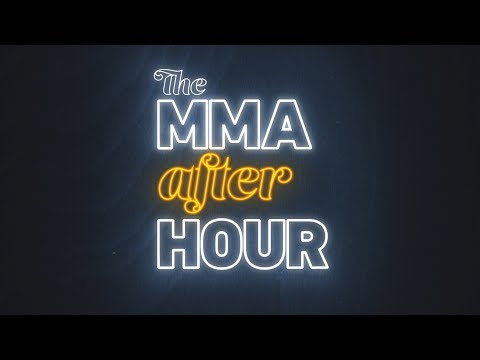 The MMA (After) Hour: Episode 429 (w/ Ric's Picks and Twitter Q&A Exclusive)