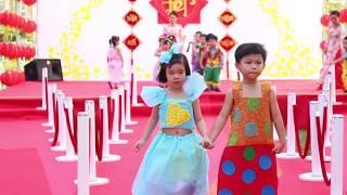 Biểu diễn thời trang trẻ em
