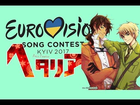 Hetalia   Eurovision Song Contest 2017 (Finale)