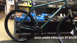 2015 Jamis Dragon 29 Sport