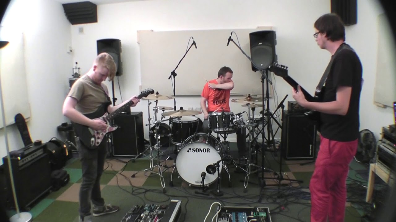 Cleft Rage Against The Machine medley rehearsal - 2014 ArcTangent prep!