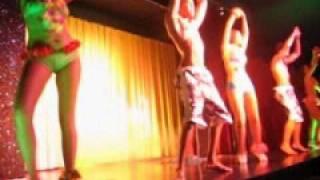 Zumba Isa & Mix Brasil - Malha Funk & gata brasileira.AVI