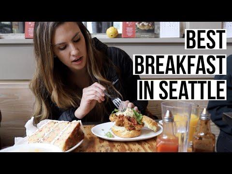 Best Breakfast in SEATTLE: 5 Amazing Seattle Restaurants You Can't Miss!