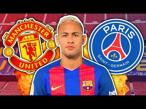 Neymar Rejects PSG & Manchester United For Huge New Barcelona Contract!   Transfer Talk