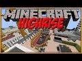 "Minecraft: ""Highrise"" Call of Duty: Modern Warfare 2 Multiplayer Map Remake"