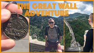 THE GREAT WALL ADVENTURE | Adv. in China - Ep. 4