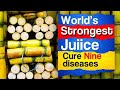 World's Strongest Juice for Healthy Long Life - Cure 9 Diseases Quickly - Ayurveda