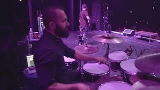 Chris Allison - Plini - US Tour Drum Cam Compilation (2020)