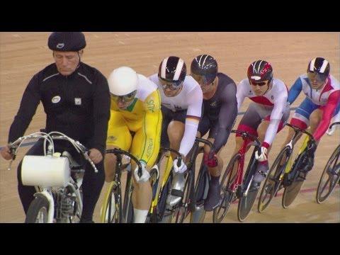 Men's Keirin - Second Round Heats | London 2012 Olympics