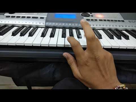 🎹सा रे ग म प ध नी सा🎶   🎼sa re ga ma pa dha ni sa   Learn Easyly to sa re ga ma pa...on piano.