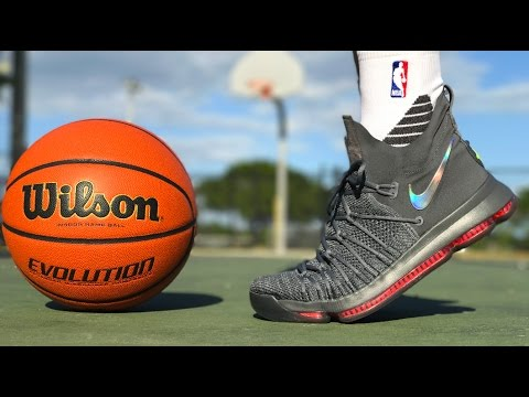 f6b9694a857a NIKE KD 9 ELITE PERFORMANCE OVERVIEW!!! MY INITIAL THOUGHTS!!! - YouTube