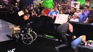 WWF Raw is War (1999) - The Undertaker attacks Stone Cold - 7/12/99