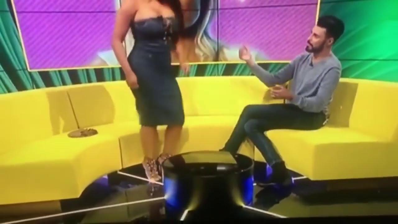 Hot lesbian sex slave