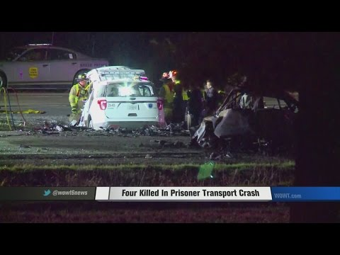 Four Dead, Including Two Des Moines Police Officers, In Crash