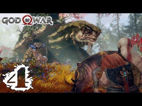 OMGសត្វអណ្ដើកធំជាងគេបំផុតក្នុងពិភពស្ដេច - Giant Turtle - The Witch -GOD OF WAR 4 Ep04 Khmer|VPROGAME