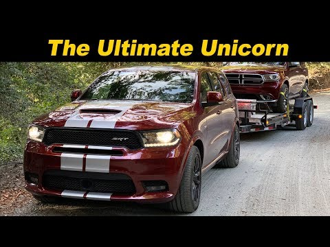 2019/2020 Dodge Durango SRT | Fastest 3-Row In The West