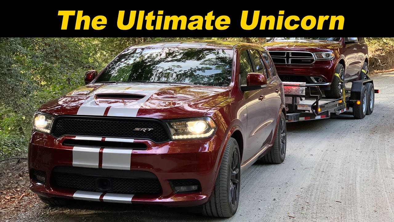 2019 2020 Dodge Durango Srt Fastest 3 Row In The West