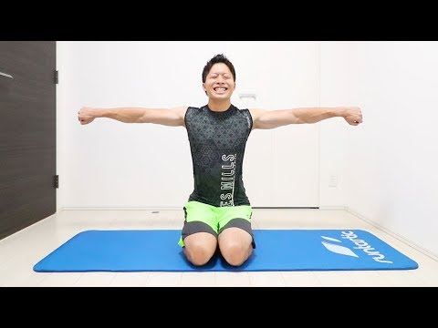 【10分】二の腕部分痩せ!1日10分で1ヶ月で成果が出る!筋肉痛以外の日は毎日やろう!