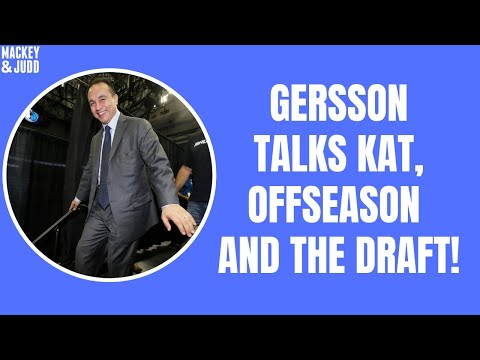 Gersson Rosas on the Minnesota Timberwolves offseason moves