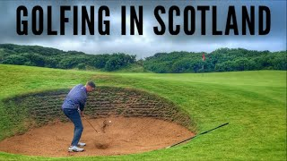 I Played Golf At Kingsbarns In St Andrews Scotland