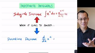 Indefinite Integrals (1 of 3: Simple polynomial examples)