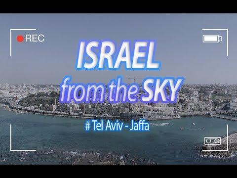 [Brad TV] Israel From the Sky - Tel Aviv-Jaffa [4K UHD]