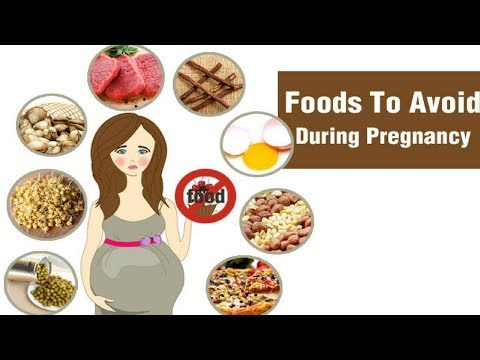Foods and Beverages to Avoid During Pregnancy