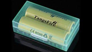 Контроль качества №5: Аккумуляторы TangsFire