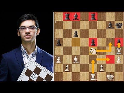 No More Anish Giri Jokes! | Tata Steel chess 2018. | Round 8