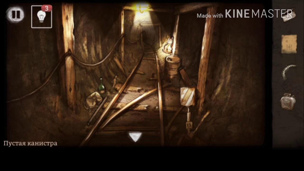 Видео обзор по прохождению 1 части игры Выход из ...