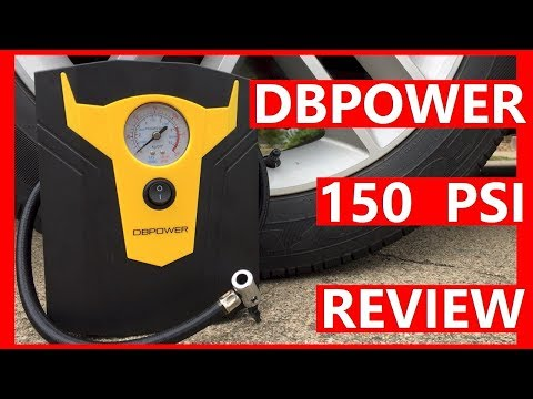 dbpower-12v-dc-portable-electric-auto-air-compressor-pump-amazon-review---tips-for-safe-driving