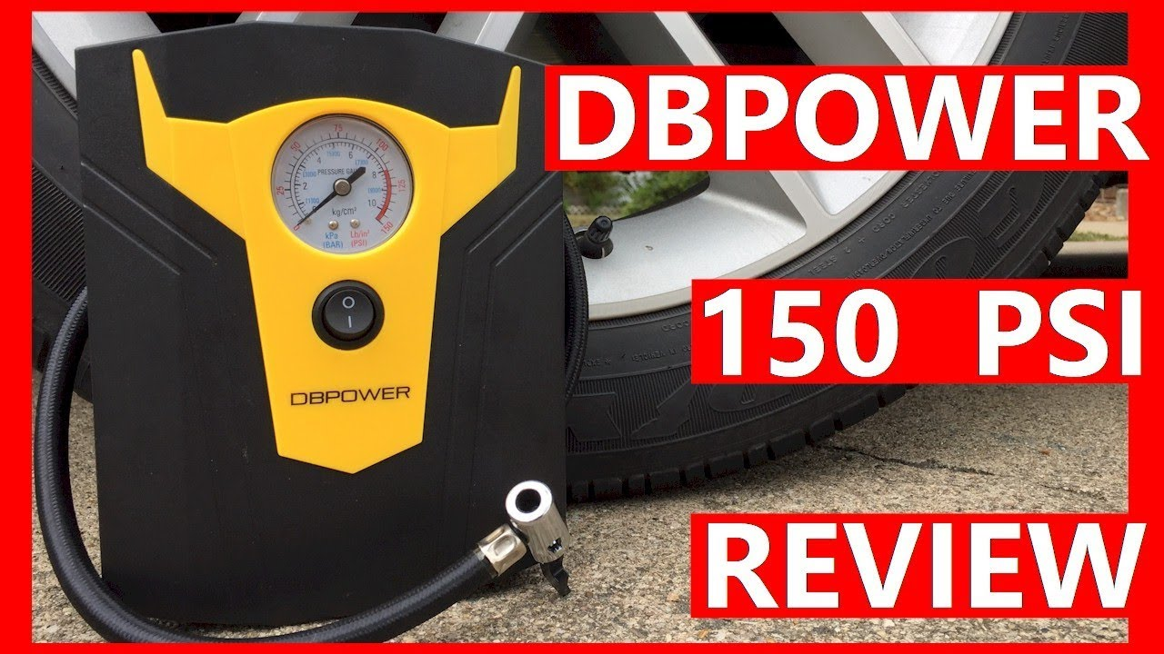 Dbpower 12v dc portable electric auto air compressor pump amazon dbpower 12v dc portable electric auto air compressor pump amazon review tips for safe driving sciox Images