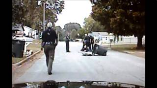 Florence Police Officer Involved Shots Fired 10-08-14