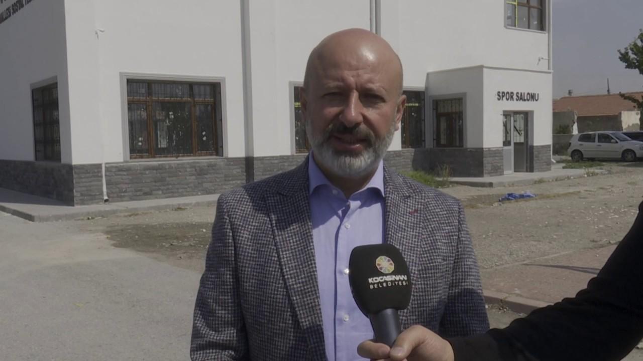 KOCASİNAN BELEDİYESİ'NDEN SANCAKTEPE'YE YENİ NESİL SOSYAL TESİS