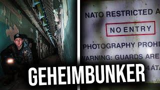 Niemand wusste was hier passiert! - GEHEIMER NATO BUNKER!