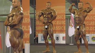 Hesam Ali Akbar - IFBB Arnold Classic Europe Amateur 2015