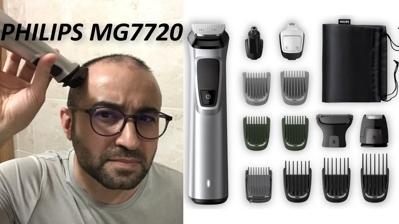 b2a0870b9c94f Philips MG7720/15 7000 Serisi Erkek Bakım Seti İNCELEME - 🔥CANAVAR ...