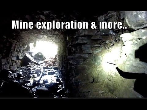 Abandoned Mine Bannockburn Scotland