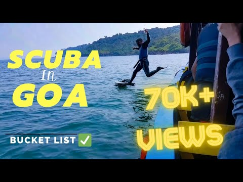 Scuba Diving in Goa | Grande Island | Dive Goa